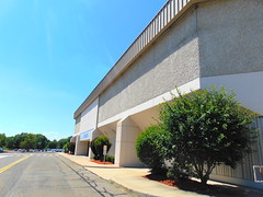 Former Macy's (Enfield Square, Enfield, Connecticut) (jjbers) Tags: enfield square dead mall connecticut old former closed vacant abandoned macys department store filenes jcpenney retro nostalgia