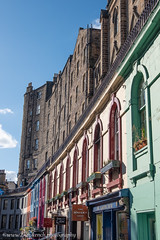 Victoria Street (www.chriskench.photography) Tags: britain scotland edinburgh uk gb unitedkingdom architecture buildings history colours colors