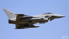 36-37 / MM7314 - Eurofighter F-2000A Typhoon (Laurent Quérité) Tags: canonef100400mmf4556lisusm canoneos7d canonfrance italianairforce 36estormo ba115 orangecaritat france avion aviation aéronef militaryaircraft eurofighter f2000a typhoon