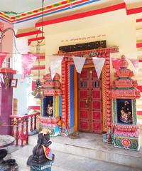 Dea Madre in Orissa - Shakta Tantra - Foto: Marialuisa Sales (Marialuisa Sales) Tags: orissa odisha shakta tantra yogini hirapur ranipur jharial danza dea madre devi