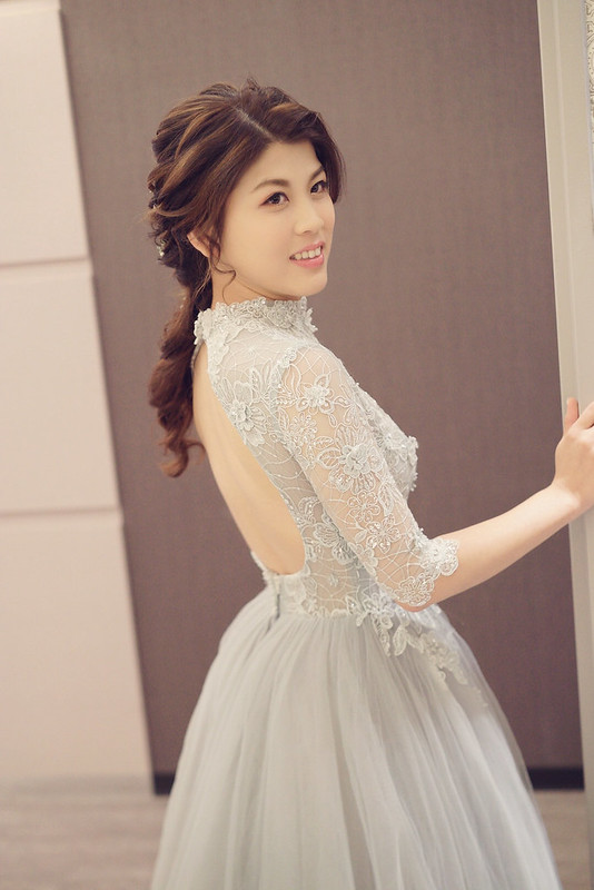 婚禮造型 小高 新娘秘書@台北婚禮