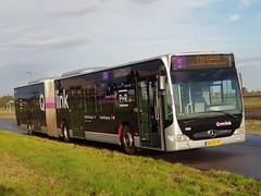 NLD Qbuzz 3050 - 5 ● Ter Sluis (Roderik-D) Tags: qbuzz30503077 3050 bxfx39 mercedesbenz o530g citaro2 savas bege automatictransmission 3axle 3doors 2009 motorola cm140 vdo hmn3596a gorba cu5 dbd01 qlink 5 tersluis ivu citybus 644182 stadtbus wensink capacity45961 euro5 lijnbus stadsbus qlink5