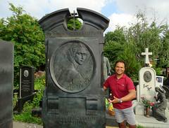 Moscow '18 (faun070) Tags: moscow russia faun070 dutchguy tourist novodevichy