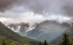 View on Ben Nevis