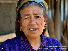 2018-05a Nepal (11) (Matt Hahnewald) Tags: matthahnewaldphotography facingtheworld people character head face eyes catchlights mouth teeth goldtooth earrings expression lookingcamera headscarf consent humanity living work travel culture tradition lifestyle local rural traditional cultural village gold kakani helambu nepal asia hyolmo nepali asian yolmo himalayas individual oneperson female elderly woman photo physiognomy nikond3100 primelens nikkorafs50mmf18g 50mm 4x3 horizontal street portrait closeup headshot fullfaceview blue outdoor color posing authentic serious trekking hiking clarity