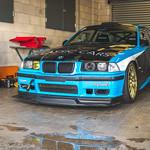 BMW E36 Track Car - Oulton Park thumbnail