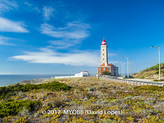Portugal 2017-9041994-2 (myobb (David Lopes)) Tags: 2017 allrightsreserved atlanticocean europe nazare portugal absence copyrighted landscape lighthouse nature nopeople ocean outdoor plant scenicnature seascape sky skybluesky streetlamp tourism touristattraction tranquilscene tranquilty traveldestination vacation water ©2017davidlopes