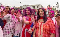 Ganesh Chathurthy Celebrations (Balaji Photography : 6 Million+ views) Tags: ganesha india festival festivity colours colourful joy bakthi ganeshchathurthi celebrations canon70d canon tamaron women candic color colorful
