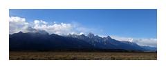 Grand Teton National Park (Joe Franklin Photography) Tags: grandtetonnationalpark grandteton teton mountains wyoming wy almostanything nationalpark pano
