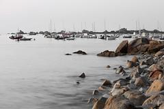 Port Blanc (L'Teigneux) Tags: 2018 bretagne france portblanc boat eau lamanche landscape mer paysage rochers rocks sea summer vacances water été côtesdarmor penvénan breizh côtedegranitrose fr