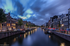 Amsterdam (Mr.Anthony83) Tags: amazing amsterdam colors long exposition night lights river holland
