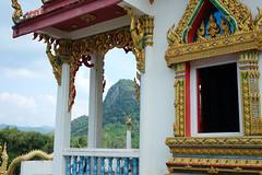 Thailand - Kananchaburi - Temple (st3000) Tags: asia seasia southeastasia thailand xpro1 xf27 travel outdoor kananchaburi temple buddha buddhism pray gold church