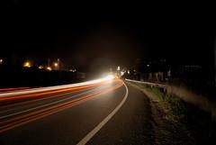Scia di luce (andrea.marchiori92) Tags: sony alpha200 a200 lightstrail