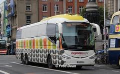 Bus Eireann SE26 (151D4710). (Fred Dean Jnr) Tags: buseireannroutex20 scania irizar i6 se26 151d4710 edenquaydublin september2018 id2015 orlakiely triaxle alloverad