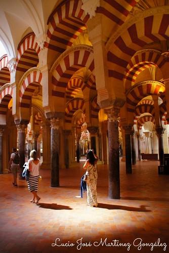 "Córdoba. La mezquita. • <a style=""font-size:0.8em;"" href=""http://www.flickr.com/photos/26679841@N00/44430599774/"" target=""_blank"">View on Flickr</a>"