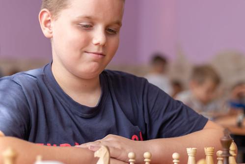 Grand Prix Spółdzielni Mieszkaniowej w Szachach Turniej VII-119