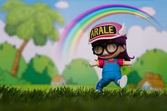 arale (filipposartoris) Tags: arale nendoroid sd action figure toy toys japan celebrity anime filippo sartoris