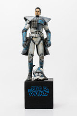 20181016-MJS_3494 (_m_sinclair) Tags: star wars clone trooper arc fives domino 501st 501 custom painted action figure