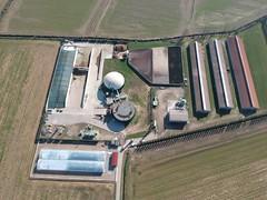 biogas + serra