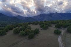 Korsische Landschaft (inmyeyespictures) Tags: korsika corsica berge mountain strase street weg way wolken clouds abend evening dji phantom 4 pro