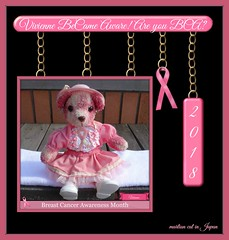 """""""Vivienne, the teddy bear, asks you to Remember to BeCome Aware (BCA) of Breast Cancer. And, DO NOT FORGET ABOUT BCA!"""" (martian cat) Tags: ribbet macro teddybear teddybearsinjapan© ©martiancatinjapan ©teddybearsinjapan allrightsreserved© teddybearsinjapan teddybearsinjapan☺ ☺teddybearsinjapan ©allrightsreserved thinkpink thinkpinkforthecure pinkribbonsforawareness pinkribbon becomeaware inspirational breastcancer martiancatinjapan© teddybears gif bca breastcancerawarenessribbon bcaribbon motivationalposter motivational ribbon closeup teddybearfan candle collectibles hobbies breastcancerawareness ☺allrightsreserved allrightsreserved ☺martiancatinjapan martiancat martiancat© ©martiancat martiancatinjapan collectible thinkpinkforbreastcancer"""