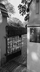 The gate is open (Light Orchard) Tags: berlin germany ©2018lightorchard bruceschneider