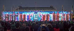 Borealis Light Festival in Seattle (vtom61) Tags: borealis lightfestival seattle 2018 sonya7riii aisnikkor24mm20 nikkor southlakeunion museumofhistoryandindustry mohai lightshow