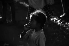 Street Candid (Rod Waddington) Tags: madagascar malagasy girl culture cultural child blackandwhite monochrome mono streetphotography street portrait people urban