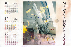 19950000_IMG_0004 (NAMARA EXPRESS) Tags: postcard photograph calendar paper telescope observatory memorial typhoons storm surge color japan film canon canoscan 9000f scanner scan namaraexp