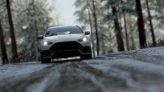 """"""" L'abominable Ford des neiges """" (Diesel46Power) Tags: ford focus rs forza horizon fh4 xboxonex"""