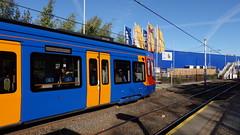 18i696_Carbrook (Felixjaz) Tags: carbrook supertram 2018 399203 2a38 class399 tramtrain tram stagecoach