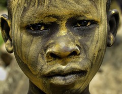 painted boy (robertoburchi1) Tags: people persone portrait ritratto colours