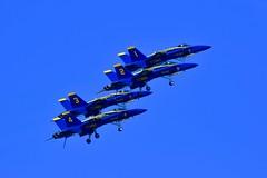 2018 Blue Angels (Spolar Aviation Photography) Tags: 2018blueangels blueangels usnavy fa18
