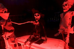 12 Daze To Halloween - Funny Bones (MayorPaprika) Tags: halloween 2018 skeleton 16 custom diorama toy story paprihaven action figure set doll canoneos50d ef28135mmf3556isusm biglots