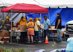 2018 - Disaster Recovery - Hurricane Michael (zendt66) Tags: zendt66 zendt nikon d7200 sbdr southern baptist disaster relief bgco feeding team red cross oklahoma hurricanemichael storm gulf coast panamacity florida hurricane volunteers