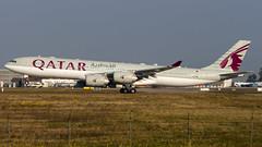 Airbus A340-541 A7-HHH Qatar Amiri Flight (William Musculus) Tags: airport spotting basel mulhouse freiburg bsl mlh eap euroairport lfsb a7hhh qatar amiri flight airbus a340541 qaf a340500