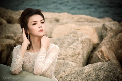 Sonia (Francis.Ho) Tags: sonia xt2 fujifilm girl woman female femme lady portrait people beauty pretty lips eyes hair face chinese model elegant glamour young sensuality fashion naturallight cute goddess asian seaside