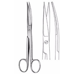 Standard Operating Scissors 16.5 cm , Sharp/Sharp Curved (jfu.industries) Tags: curved general health healthcare hospital industries instruments jfu medical operating pakistan scissors sharp standard surgery surgical surgicalinstruments