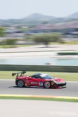 Ferrari Challenge 2017, Cheste (Valencia) (mcamposfoto) Tags: valencia nikon d700 80200 f28 2470mm mcamposfoto cheste carrera carreras 458 gt supergt challenge speed mcampos pirelli laferrari