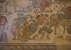 Villa Romana del Casale, Piazza Armerina,Sicily, August 2018 042 (tango-) Tags: sicilia sizilien sicilie italia italien italie casale villaromanadelcasale villadelcasale