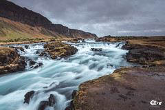 Summer has ended (Pez Fotografia) Tags: 2017 iceland islandia pezfotografia infopezfotografiacom wwwpezfotografiacom waterfall fossalar