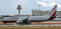 Boeing 737-86J D-ABAT (707-348C) Tags: palmaairport palma lepa boeing airliner jetliner boeing737 b738 dabat airberlin berlin ber passenger 2006 spain pmi