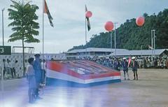 BD_171_166b (Stichting Papua Erfgoed) Tags: koninginnedag hollandia 1962 nieuwguinea stichtingpapuaerfgoed papuaheritagefoundation nederlandsnieuwguinea papua irianjaya irianbarat anthonyvankampen