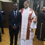 Ordinazione diaconale di Basil Frederick