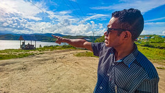 Direction (A'Agung) Tags: people scenery hill sentani jayapura papua beautiful view indonesia z5c