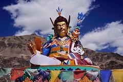 Maitreya Buddha, Holy Lake Tuthot, near Sani Monastery