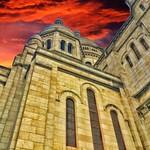 Basilique Sacré-Coeur - Paris - France - HIstoric Church - Roman Catholic thumbnail