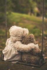 tröst (englishgolfer) Tags: fs181107 comfort nikon d7500 50mm teddy bears fotosondag trost