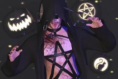 Girl, Wheres My Manwitch?   Salem & The Darkstyle Fair (AstaraBonnibelle Resident) Tags: secondlife secondlifeblog secondlifeevents izzies reveobscura gabriel candleandcauldron