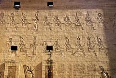 TEMPLO DE HORUS EDFU EGIPTO 8169 15-8-2018 (Jose Javier Martin Espartosa) Tags: templodehorus templodeedfu edfu egipto egypt